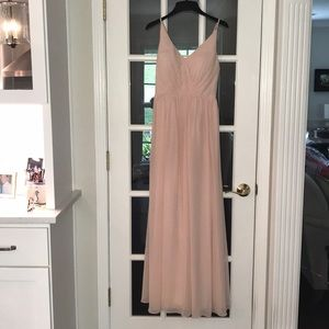 Bill Levkoff long formal gown! Bridesmaid or prom!